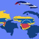 COLOMBIA, CUBA Y VENEZUELA