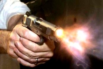 Disparo - Arma de fuego