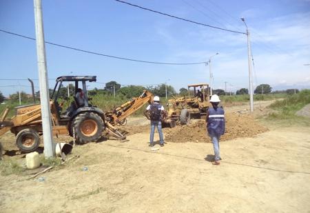 El proyecto de vivienda 'Las Cadmias' sigue su curso en Villa Rica1