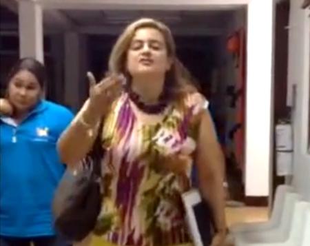 Elcira Oliva Ibarra Escobar, presidenta del Concejo de Miranda, Cauca