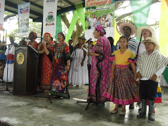 Escuela de Cánticos Afrocolombianos 2