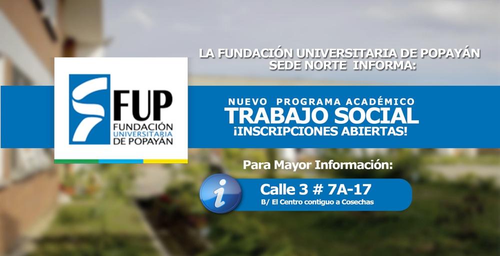 FUNDACIÓN UNIVERSITARIA DE POPAYÁN SEDE NORTE