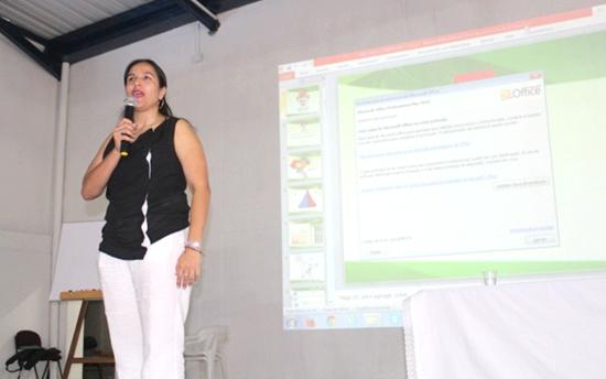 Lucy Amparo Guzmán González, secretaria de Salud del Cauca