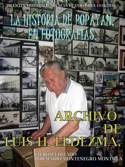 Luis H. Ledezma - Fotografía de Mario Montenegro