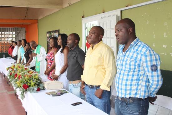 Se posesionó la Junta de Acción Comunal del Municipio de Guachené para el período 2016 - 2019-1