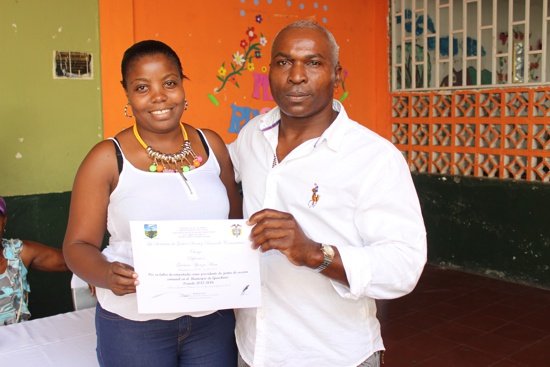 Se posesionó la Junta de Acción Comunal del Municipio de Guachené para el período 2016 - 2019-11