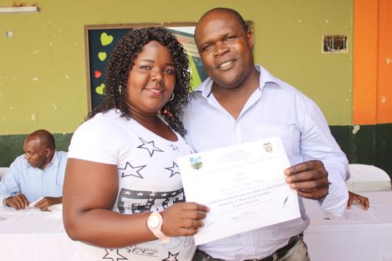Se posesionó la Junta de Acción Comunal del Municipio de Guachené para el período 2016 - 2019-12