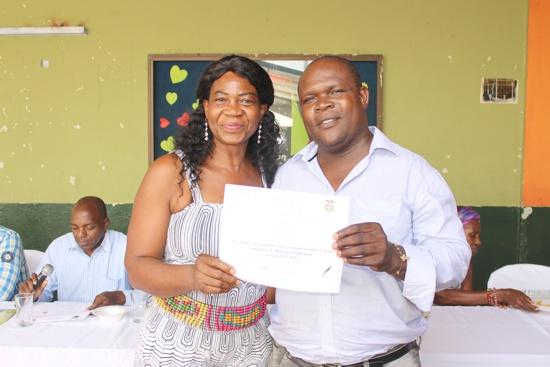 Se posesionó la Junta de Acción Comunal del Municipio de Guachené para el período 2016 - 2019-13