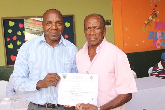 Se posesionó la Junta de Acción Comunal del Municipio de Guachené para el período 2016 - 2019-14