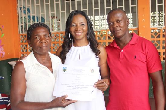 Se posesionó la Junta de Acción Comunal del Municipio de Guachené para el período 2016 - 2019-19