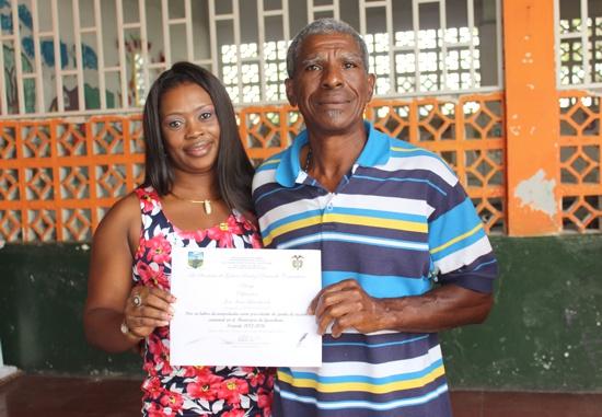 Se posesionó la Junta de Acción Comunal del Municipio de Guachené para el período 2016 - 2019-20