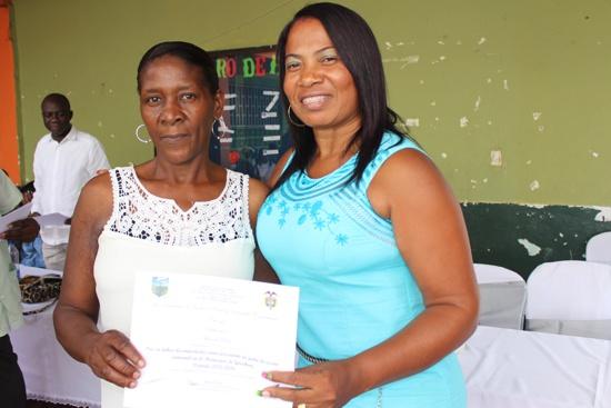 Se posesionó la Junta de Acción Comunal del Municipio de Guachené para el período 2016 - 2019-25