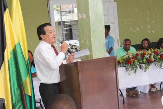Se posesionó la Junta de Acción Comunal del Municipio de Guachené para el período 2016 - 2019-32