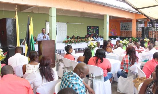 Se posesionó la Junta de Acción Comunal del Municipio de Guachené para el período 2016 - 2019-6