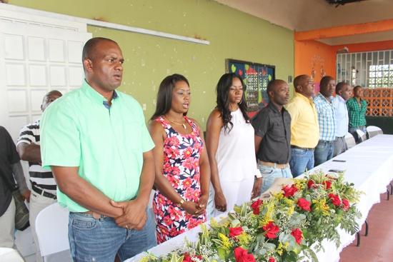 Se posesionó la Junta de Acción Comunal del Municipio de Guachené para el período 2016 - 2019-8