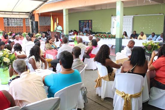 Se posesionó la Junta de Acción Comunal del Municipio de Guachené para el período 2016 - 2019-9