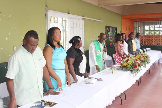 Se posesionó la Junta de Acción Comunal del Municipio de Guachené para el período 2016 - 2019