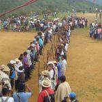 Del 17 al 20 de agosto, en Tacueyó, ritual sagrado del Saakhelu