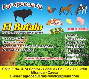 Agropecuaria El Búfalo - Miranda, Cauca1