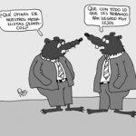 Caricatura del Día – Los medallistas y la corrupción – Pete
