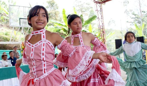 Chirimías, música y danzas tradicionales en Sotará, Cauca1
