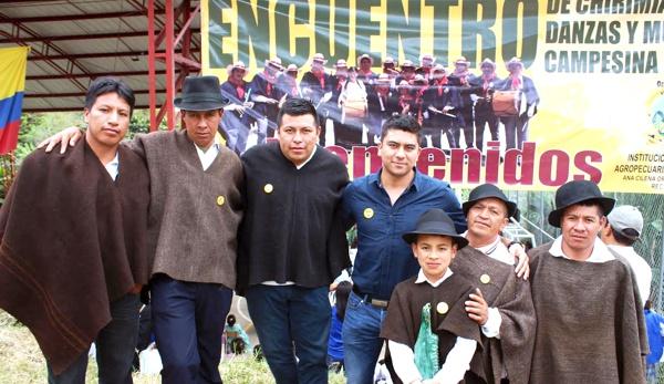 Chirimías, música y danzas tradicionales en Sotará, Cauca2