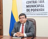 Contralor de la ciudad de Popayán, Gerardo Ramos Bravo