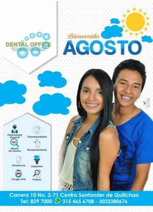 Dental Office - Consultorios Odontológicos en Santander de Quilichao - Agosto 2016