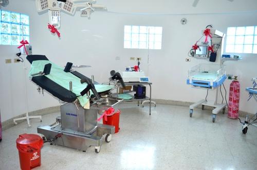 Dotación de equipos al Hospital E.S.E. El Tambo, Cauca