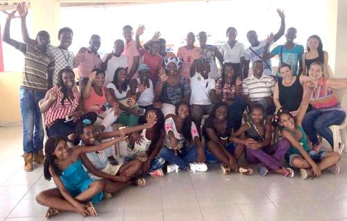 Encuentro regional de jóvenes para la promoción de Estilos de Vida Saludable