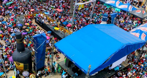 Feria del Café en Timbío- Aguardiente Caucano - ILC