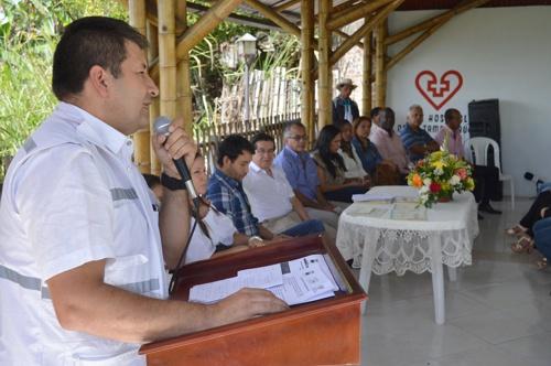 Hospitales para la Paz en El Tambo, Cauca