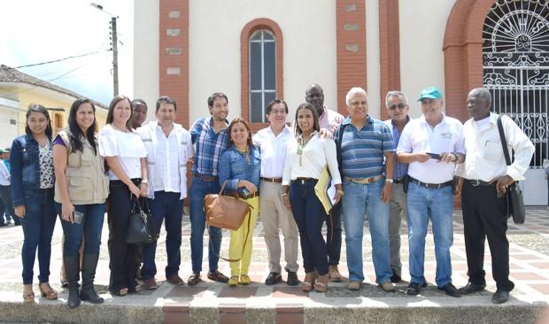 Hospitales para la paz, estrategia del posconflicto en El Tambo, Cauca