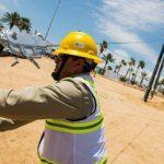 Interrupciones del servicio de energía por fuertes vientos en algunas zonas del Cauca