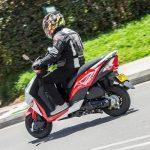 Gran lanzamiento en Santander de Quilichao de la nueva moto Honda Dio 110, en Supermotos del Cauca