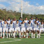 Selección de Fútbol de Unicomfacauca en campeonato nacional