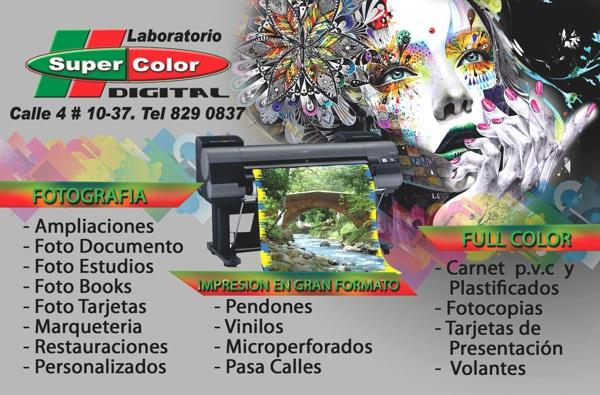 Super Color - Santander de Quilichao