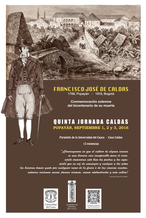 afiche final V JORNADA CALDAS