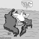 Caricatura del día – ¿La paz si resiste? – Pete