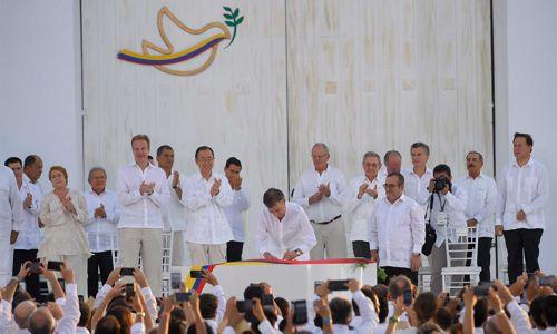 Acuerdos de paz con las Farc. ¿Un feliz cumpleaños?