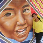 Segunda Minga Muralista del Pueblo Nasa, Toribío