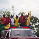 Villa Rica: Medalla de Plata en los Juegos Paralímpicos del Brasil
