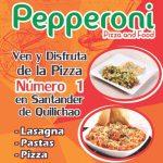 Pepperoni Pizza and Food te espera en el Centro Comercial Santander Plaza