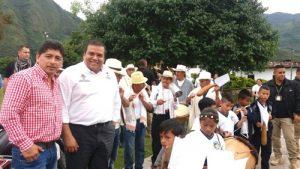 Gobernador del Cauca en el macizo caucano