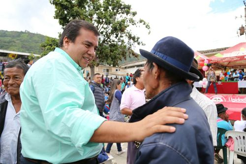 Óscar Rodrigo Campo Hurtado, gobernador del Cauca