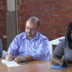 Comunidad de Villa Rica debatió asuntos públicos con el contralor del Cauca