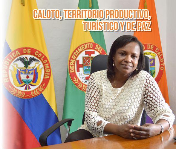 Alcaldía de Caloto comunica a habitantes del sector occidental