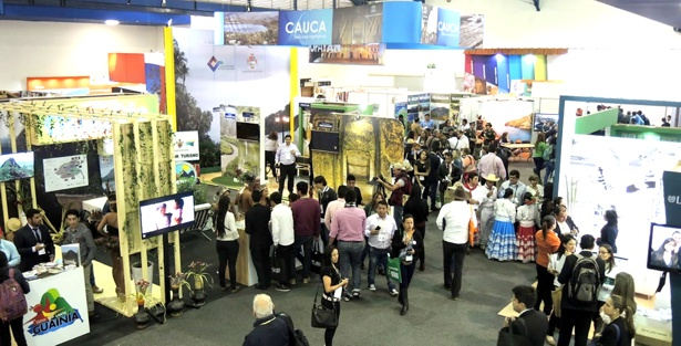 Turismo del Cauca en la Vitrina Anato 2017