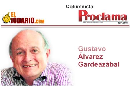 El Jodario de Gustavo Álvarez Gardeazábal