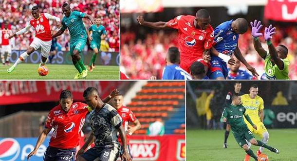Liga Águila 2017-1
